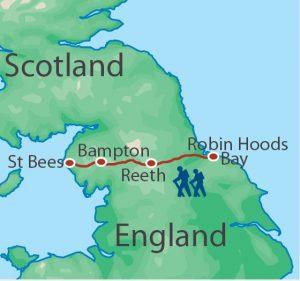 Utracks Coast to Coast Rambler Map