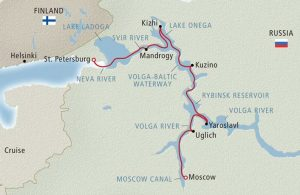 Viking Cruise Russia